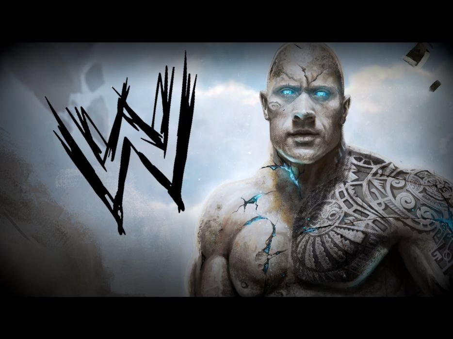 WWE IMMORTALS wrestling fighting action warrior poster wallpaper