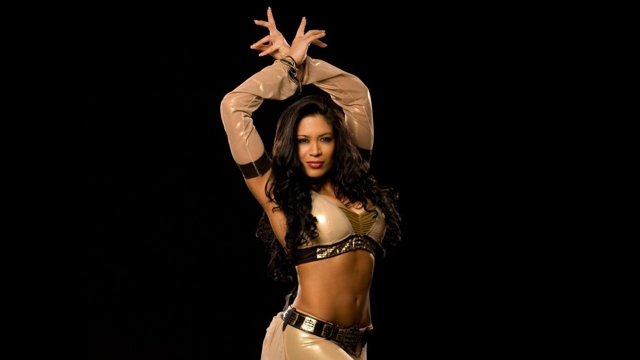 WWE wrestling fighting warrior sexy babe divas wallpaper