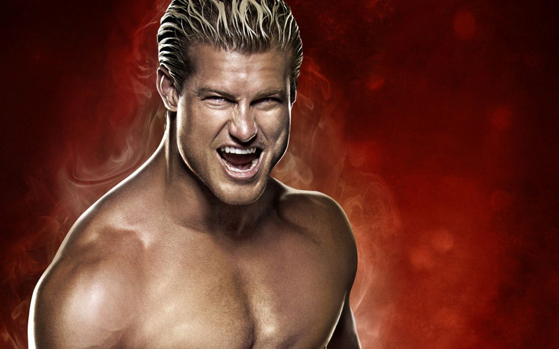 WWE 2K14 wrestling fighting action warrior wallpaper