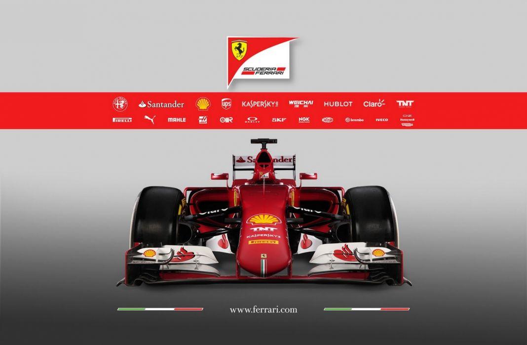 2015 Ferrari SF15-T formula one scuderia wallpaper