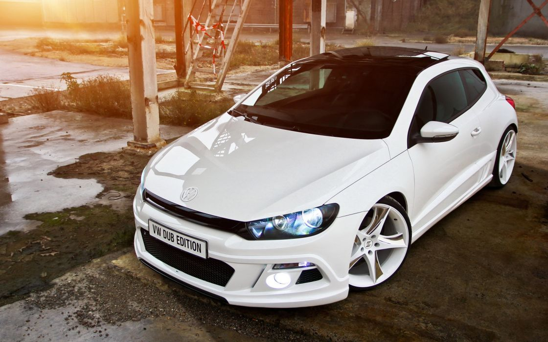 volkswagen-scirocco-dub-edition-16944 wallpaper