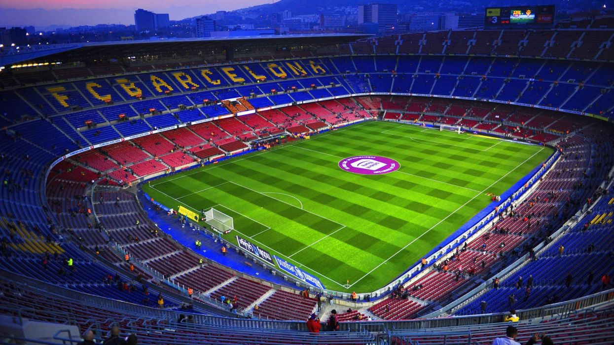 nou camp-barcelona-estadio-futbol wallpaper