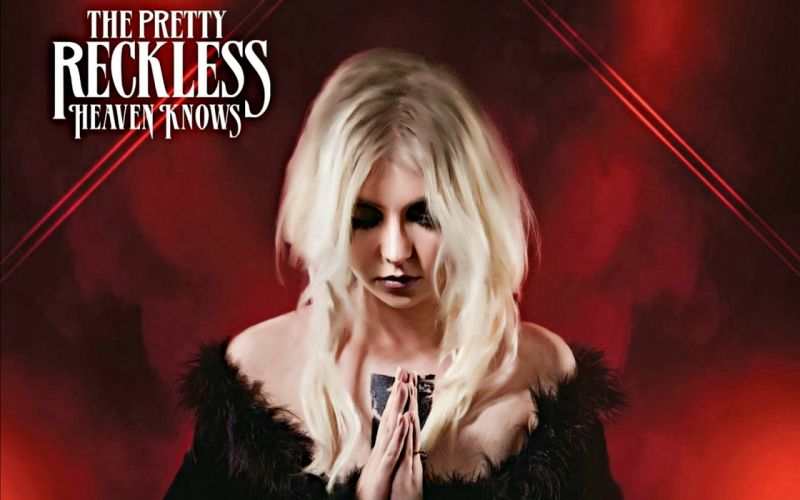 TAYLOR MOMSEN singer actress model blonde alternative rock hard babe sexy Pretty Reckless wallpaper