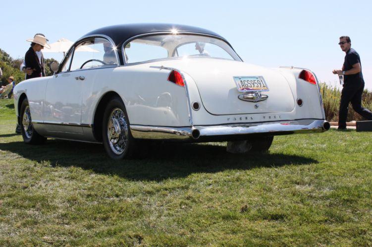 cars classic coupe FV1 Facel-Vega french wallpaper