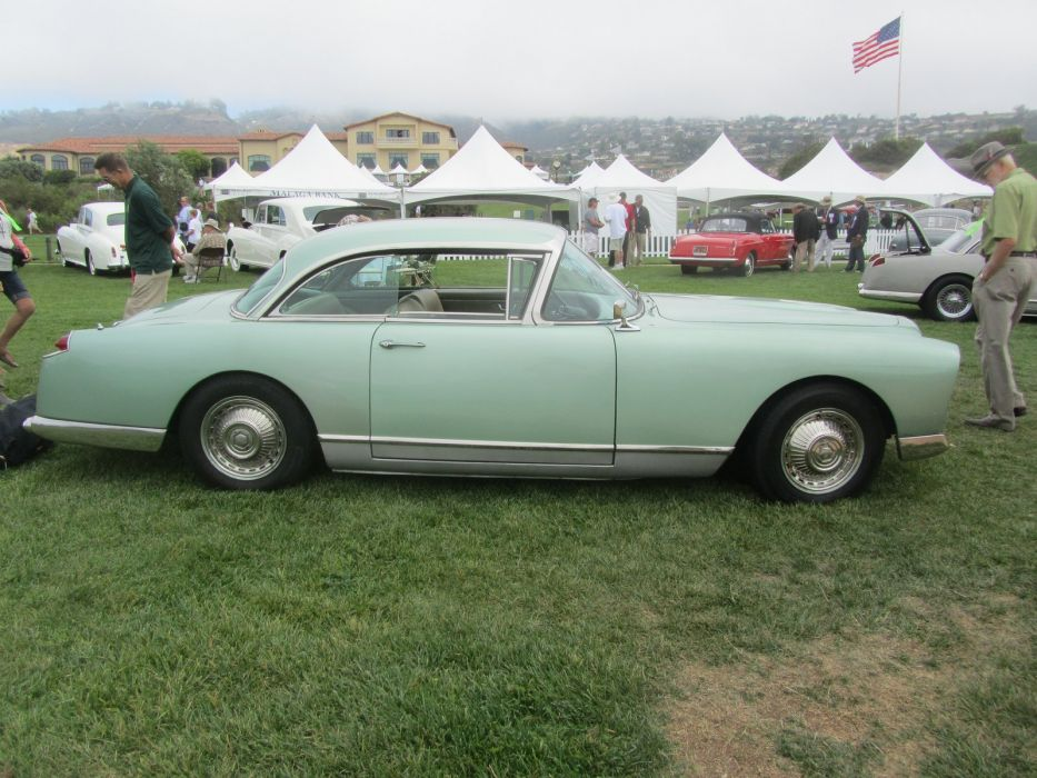cars classic FV4 Facel-Vega french coupe wallpaper