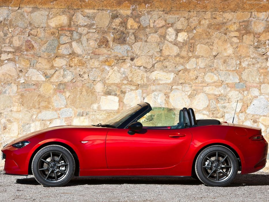 Mazda MX-5 cars spider convertible miata 2016 wallpaper
