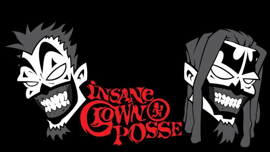 INSANE CLOWN POSSE icp juggalo rap rapper hip hop comedy horrorcore hardcore wallpaper