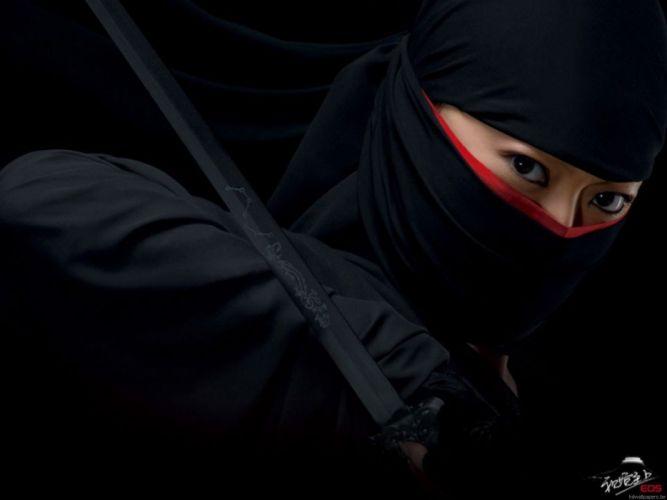 ninja assassin wallpaper