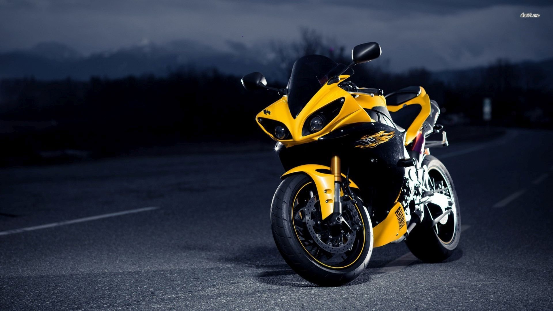 29106 Yamaha Yzf R1 1920x1080 Motorcycle Wallpaper