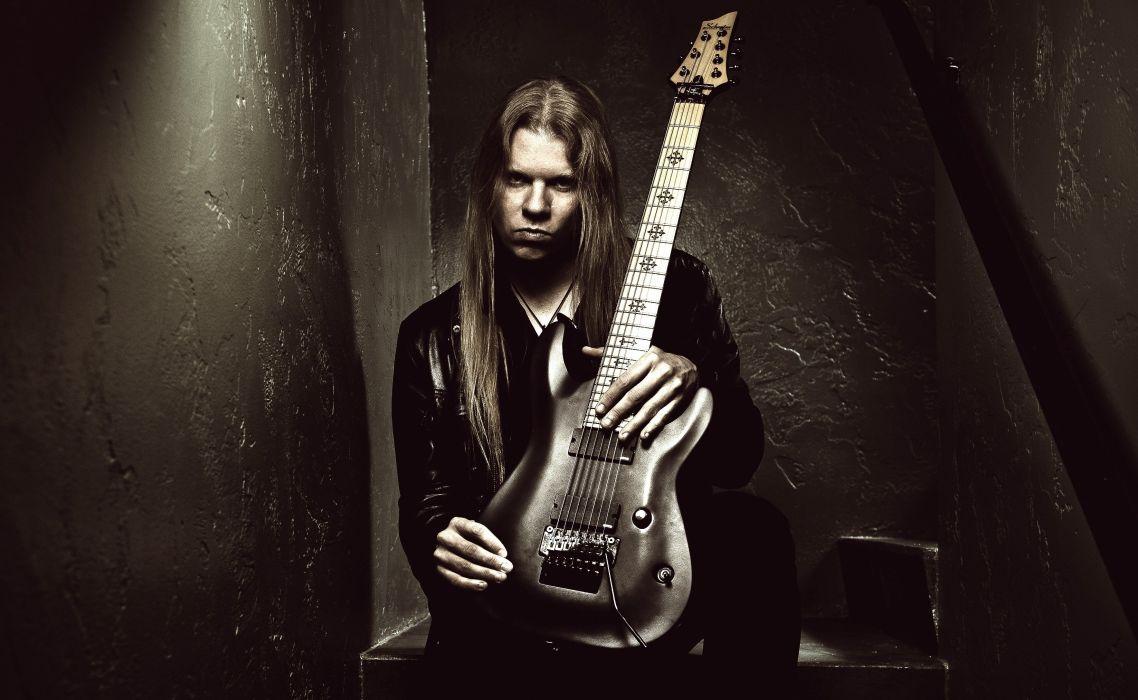 ARCH ENEMY death metal heavy progressive thrash guitar wallpaper