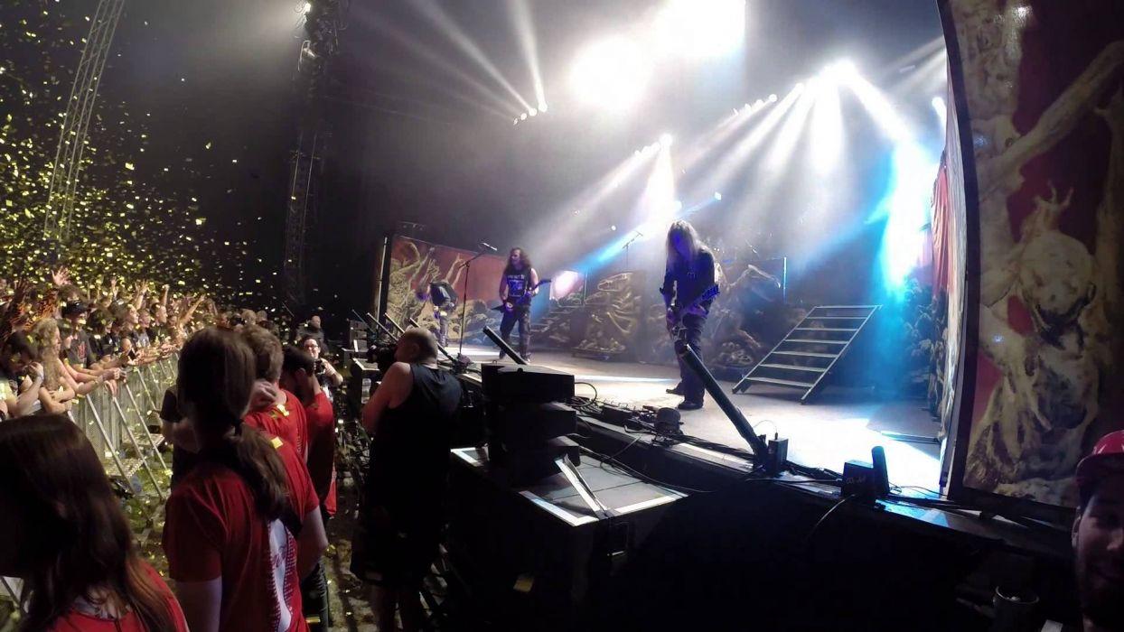 KREATOR thrash metal heavy rock concert wallpaper