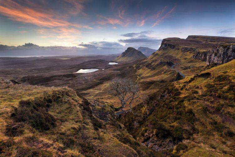 landscape nature beautiful area wild sky wallpaper