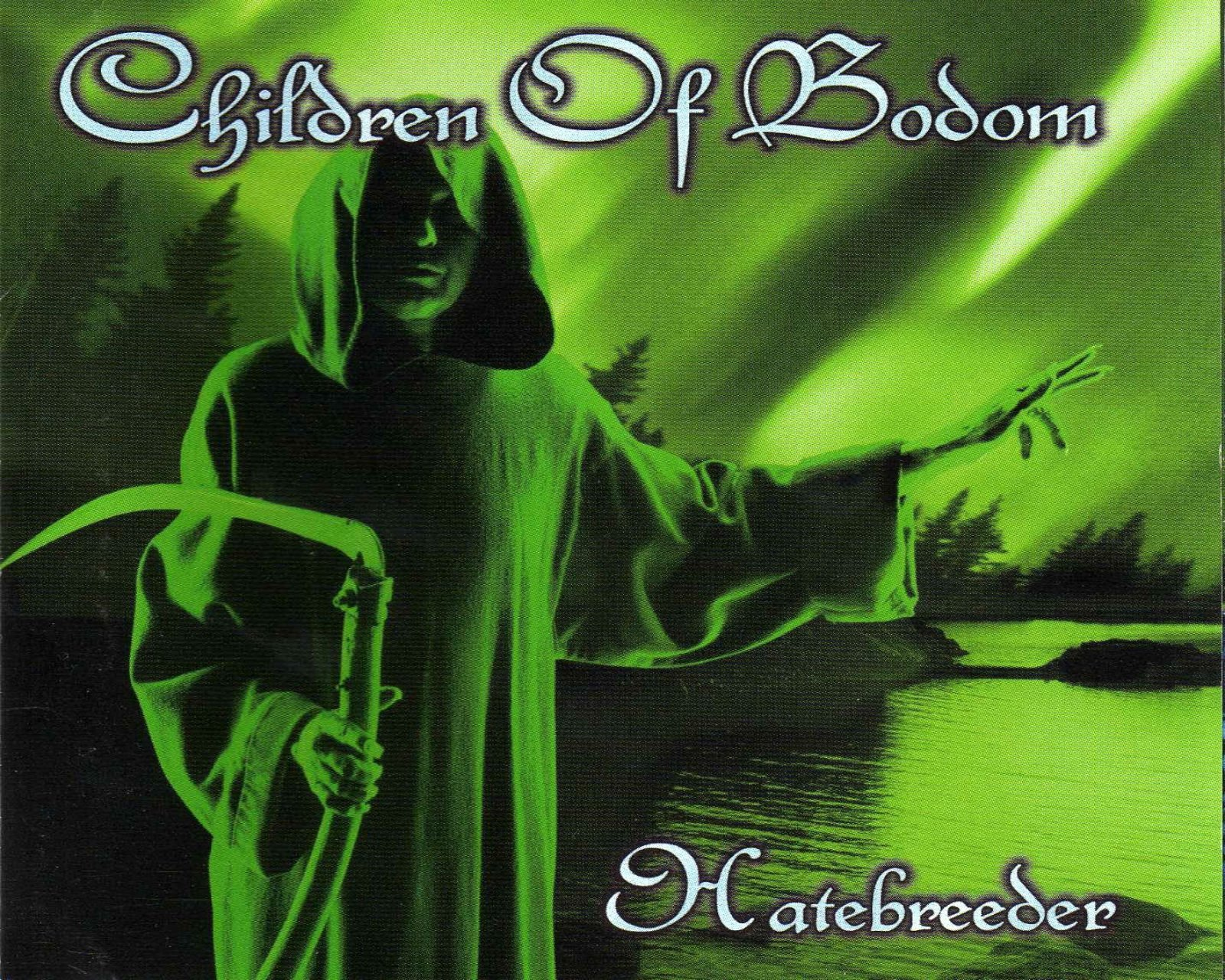 CHILDREN OF BODOM thrash death metal heavy technical ...