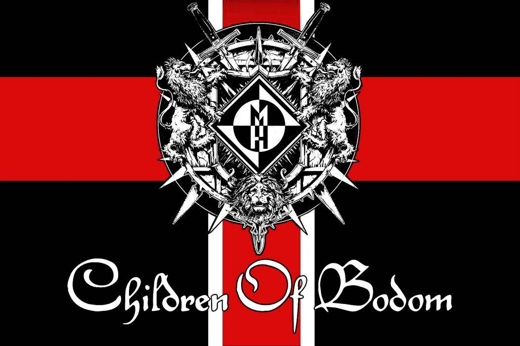 CHILDREN OF BODOM thrash death metal heavy technical progressive poster wallpaper