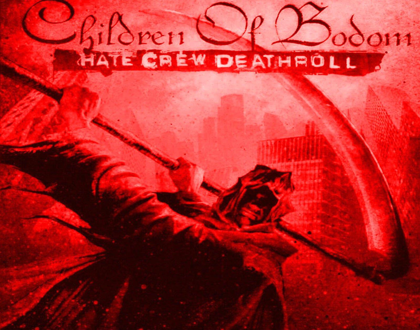 CHILDREN OF BODOM thrash death metal heavy technical ...