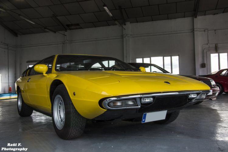 lamborghini urraco classic coupe supercars cars italia italie wallpaper