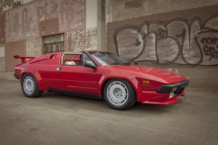 classic jalpa Lamborghini Supercar cars italia italie wallpaper