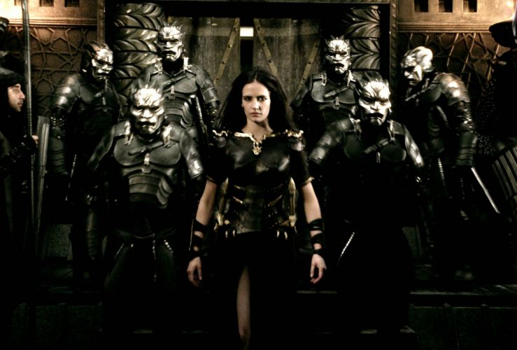 300 RISE OF AN EMPIRE action drama fighting warrior fantasy spartan wallpaper