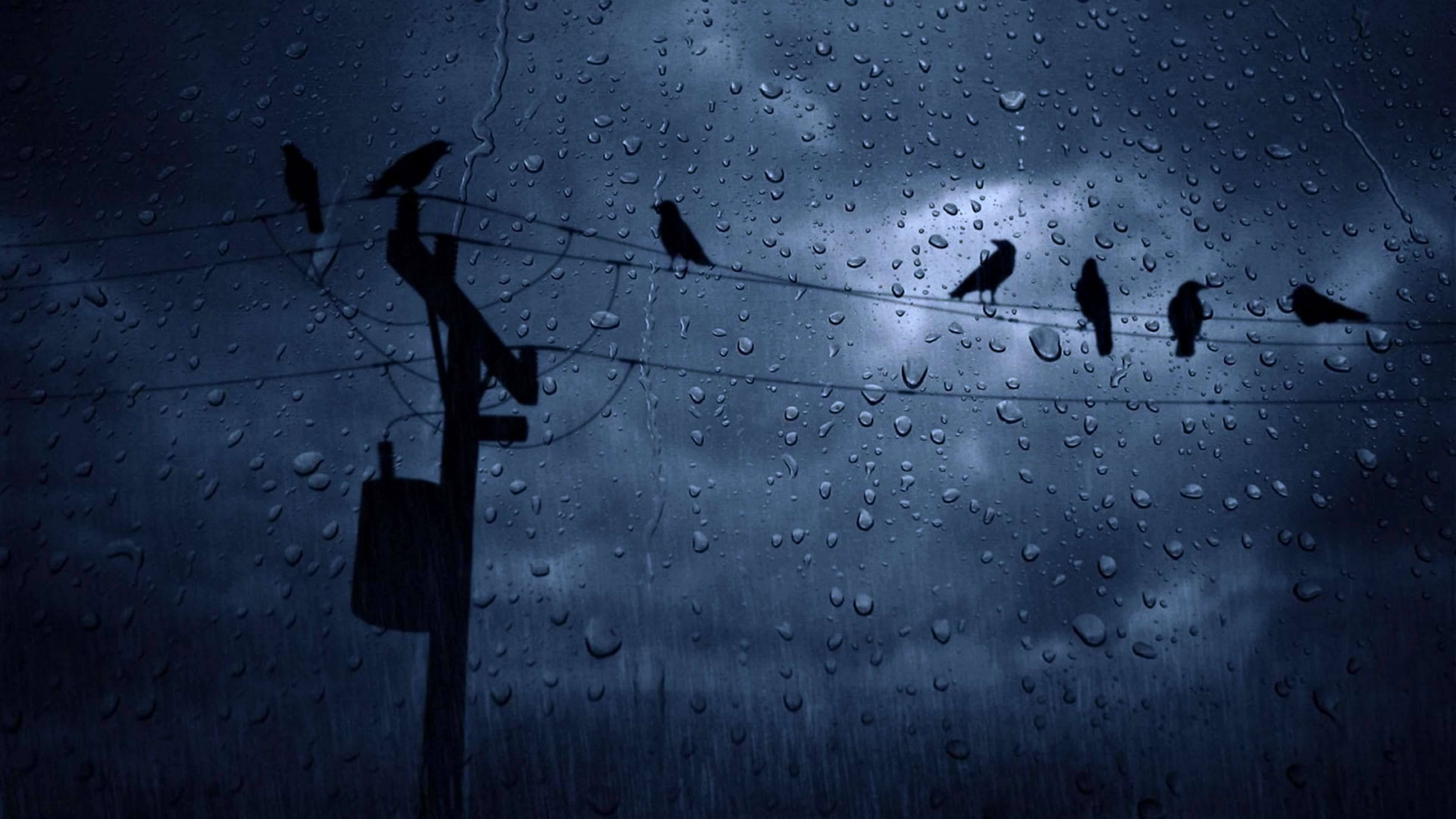 sad rainy day