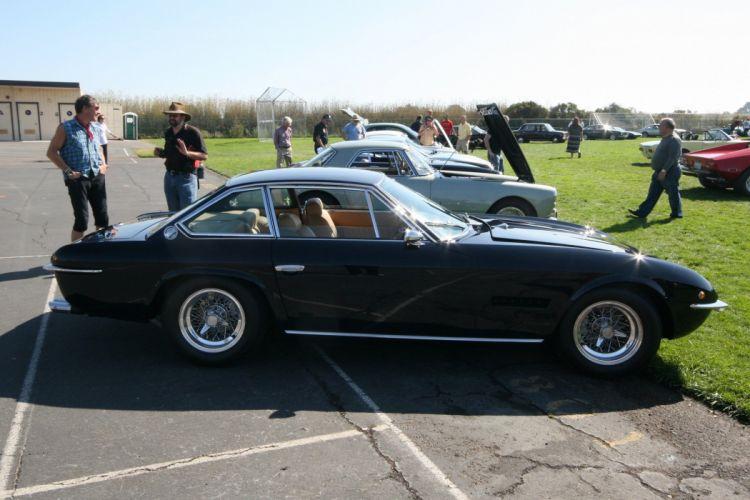 car classic islero Italy Lamborghini sportcars Supercars black wallpaper