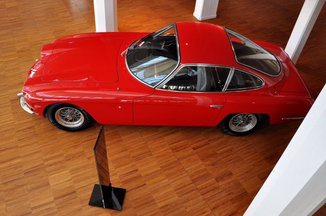 350 classic g t Lamborghini Supercar supercars cars italy red wallpaper