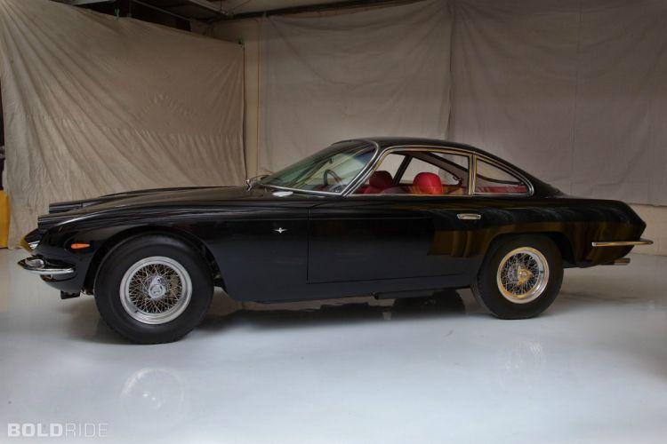 350 classic g t Lamborghini Supercar supercars cars italy black wallpaper