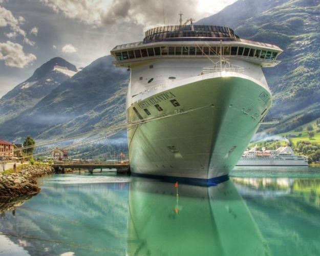 barco-crucero-costa atlantica-canal-panama wallpaper