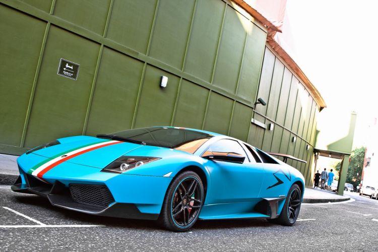 Lamborghini lp670 sv Murcielago Supercars cars wallpaper