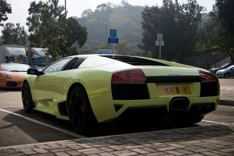 lamborghini murcielago cars coupe supercars italy wallpaper