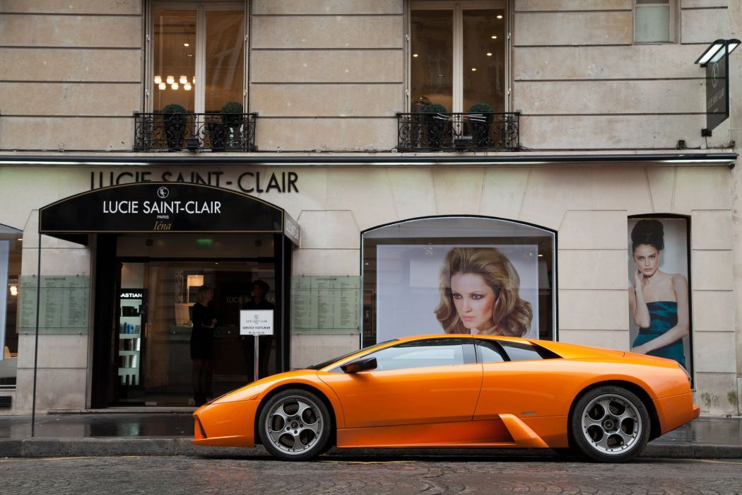 lamborghini murcielago cars coupe supercars italy orange wallpaper