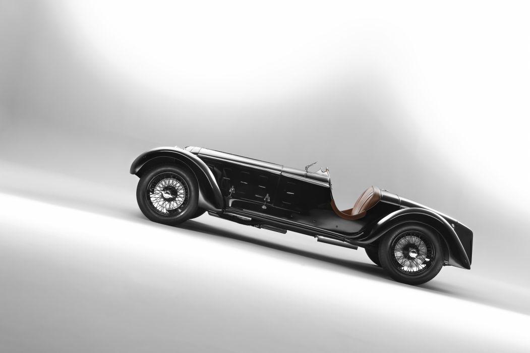 1929 Alfa Romeo 6-C 1750 S-S race racing retro vintage wallpaper