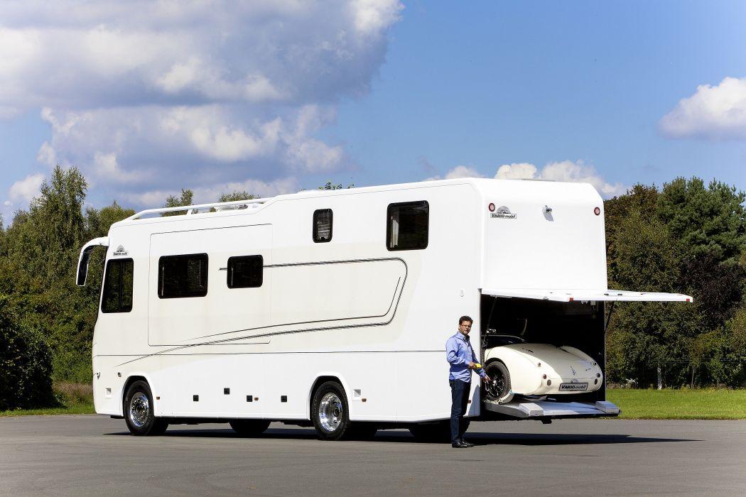 2015 Vario Perfect 1100 motorhome camper bus luxury semi tractor wallpaper