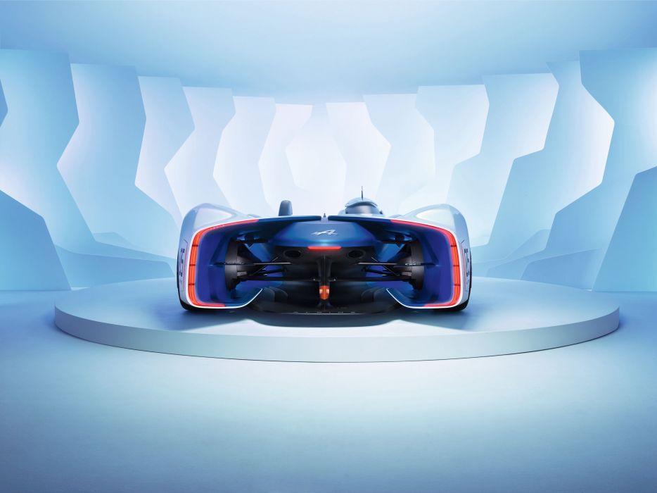 2015 Alpine Vision Gran Turismo nissan lemans le-mans race racing wallpaper