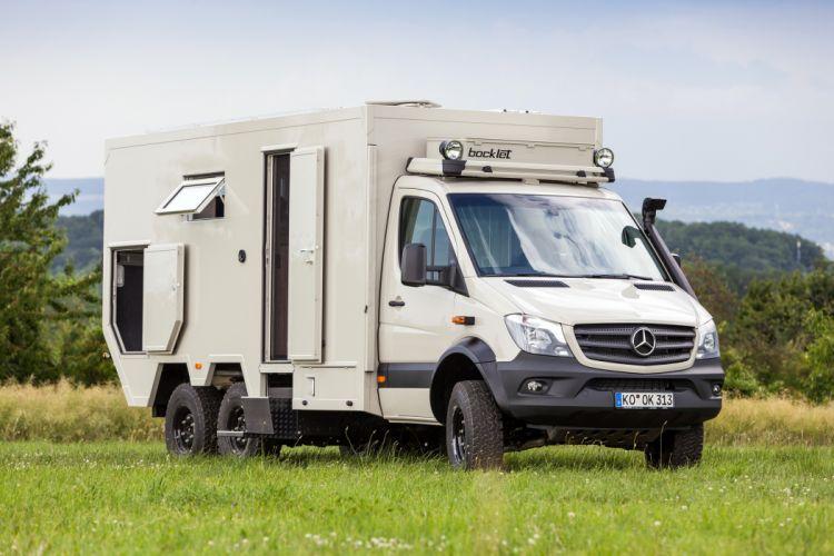 Rv Mercedes >> 2015 Bocklet Dakar 750 6x6 mercedes benz emergency offroad motorhome camper wallpaper ...