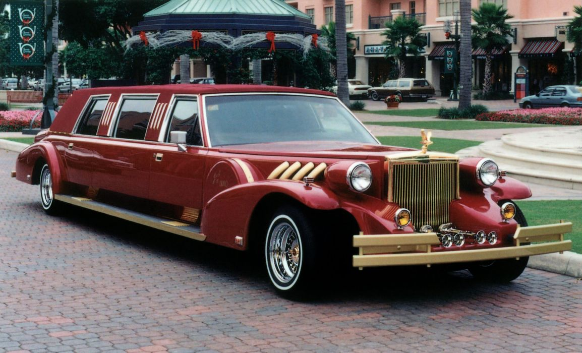 GEM Automotive Design Roadster Limousine luxury wallpaper