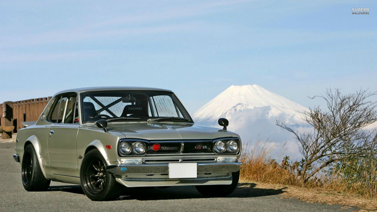 kpgc10-skyline-gt-r-26667-1920x1080 wallpaper
