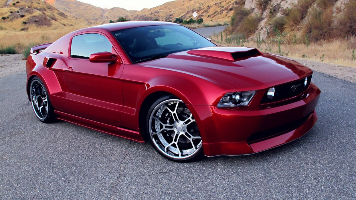 shelby-mustang-9028 wallpaper