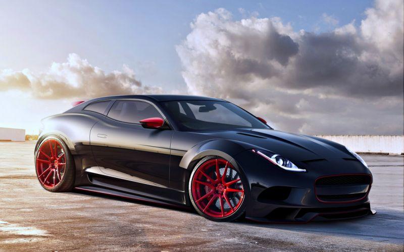cars jaguar x-c16 speed motors wallpaper