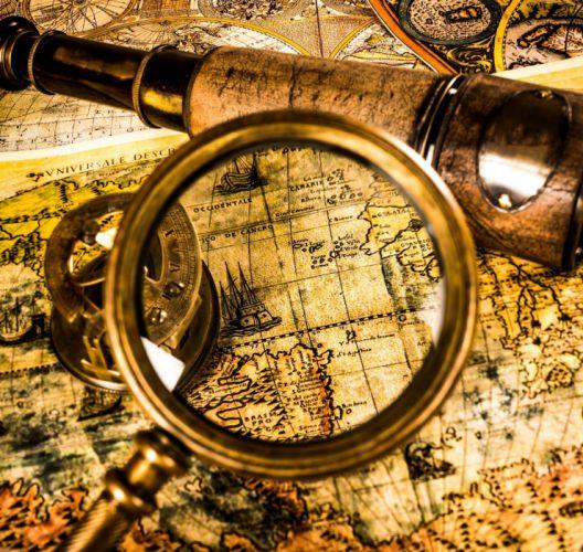 INDIANA JONES action adventure fantasy hero heroes thriller disney map travel glass bokeh wallpaper