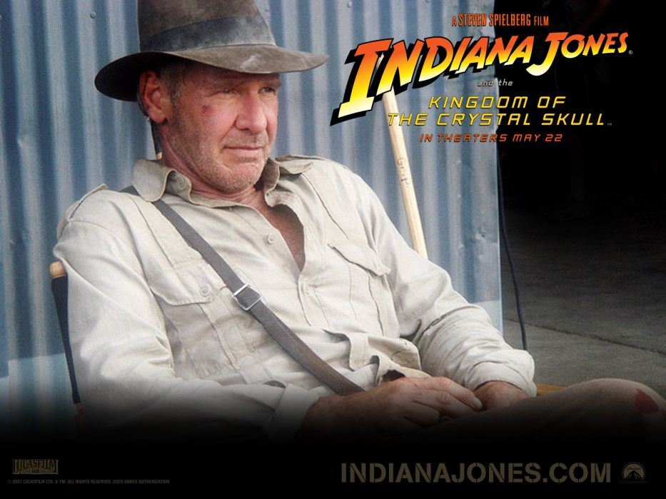 INDIANA JONES action adventure fantasy hero heroes thriller disney poster wallpaper