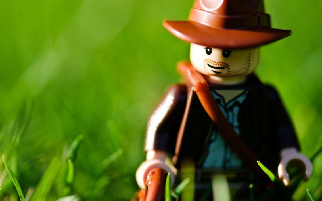 INDIANA JONES action adventure fantasy hero heroes thriller disney bokeh lego legos wallpaper