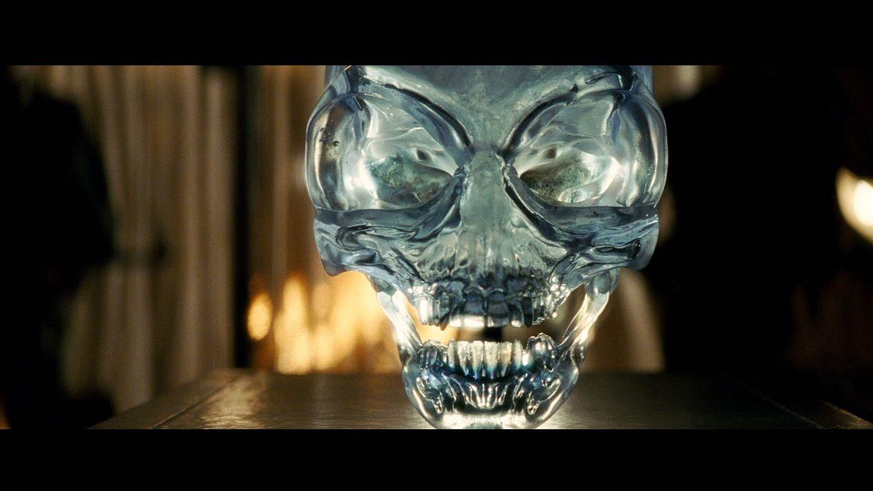 INDIANA JONES action adventure fantasy hero heroes thriller disney dark skull slass wallpaper