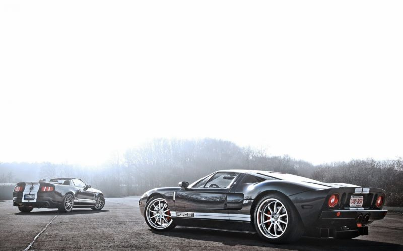 ford gt ford mustang ford car black black wallpaper