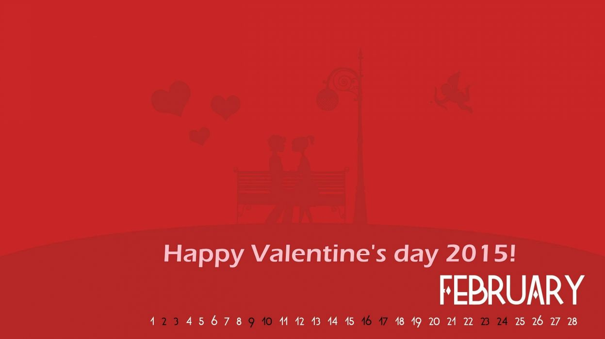 VALENTINES DAY mood love poster wallpaper