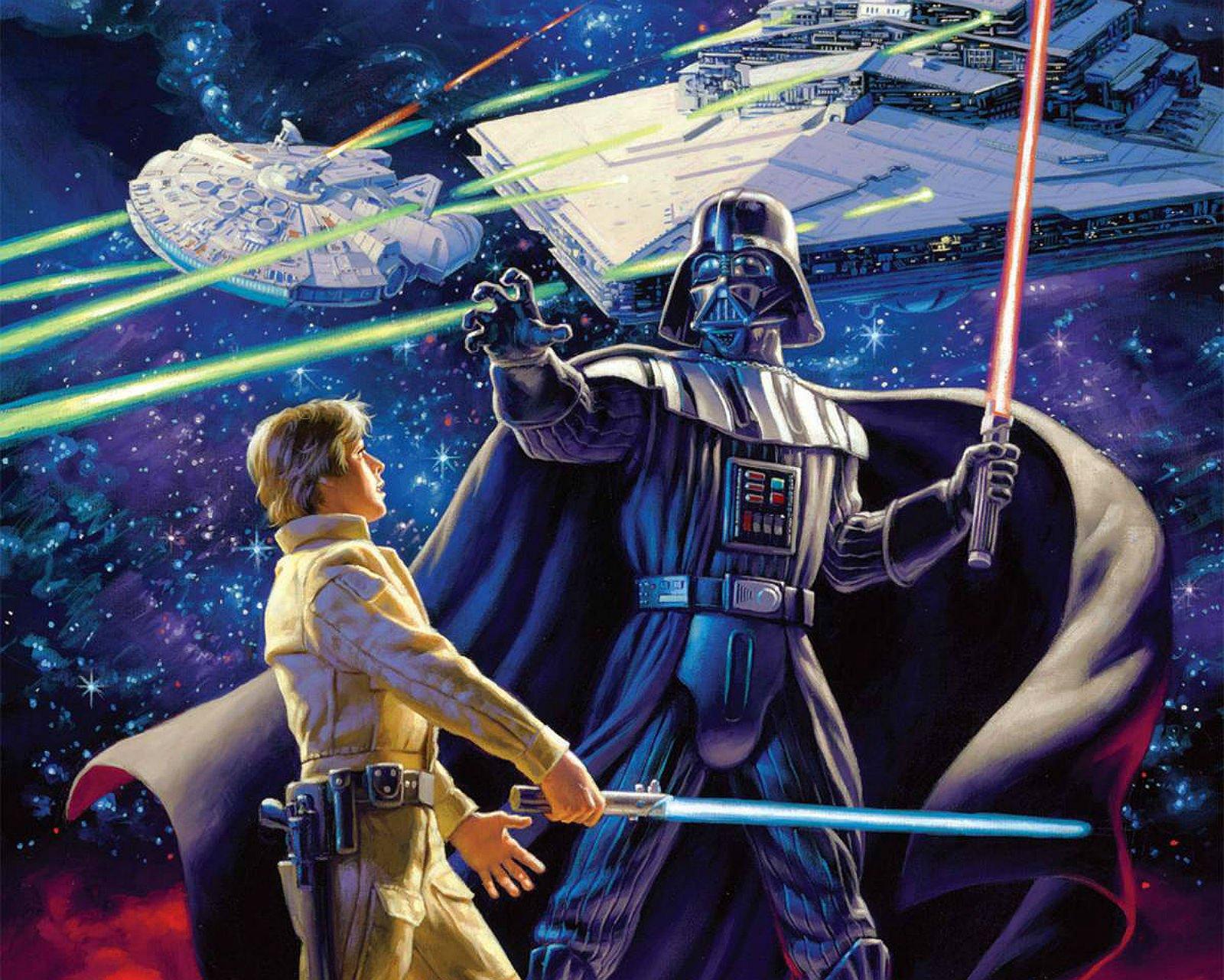Marvel Star Wars Sci Fi Futuristic Action Comics Adventure Wallpaper