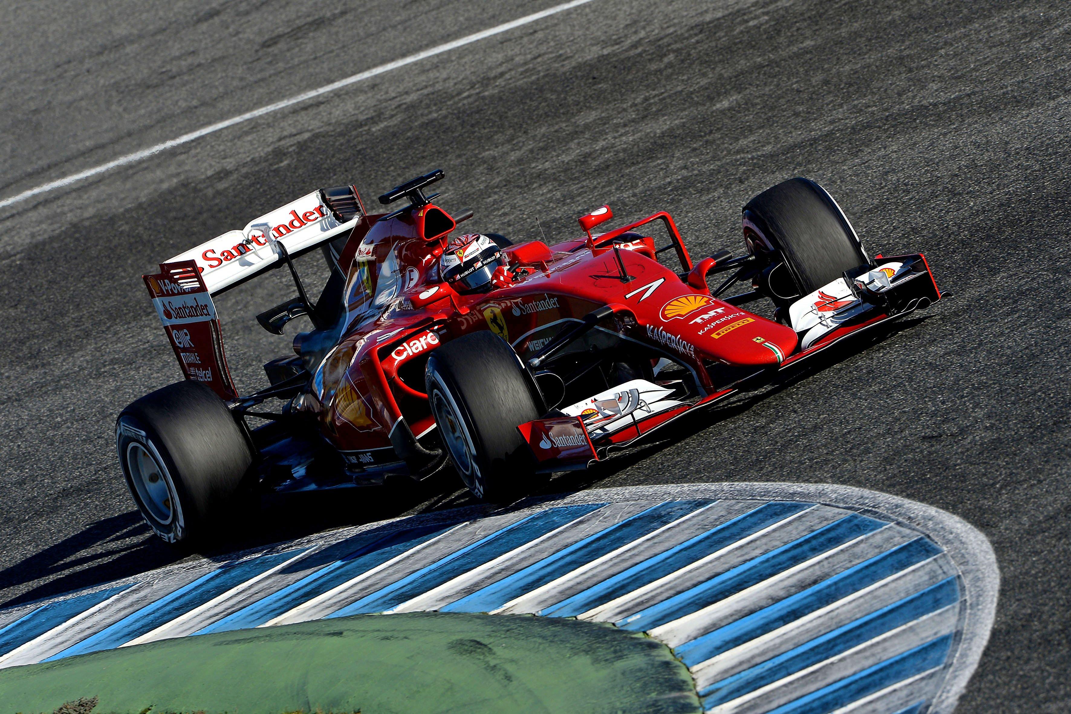 Get Formula 1 Ferrari Wallpaper 2015  Gif