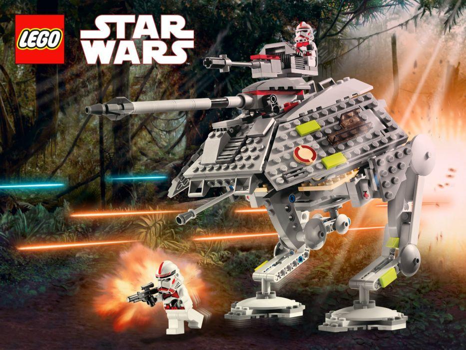 LEGO STAR WARS action adventure toy futuristic family sci-fi legos toys poster wallpaper