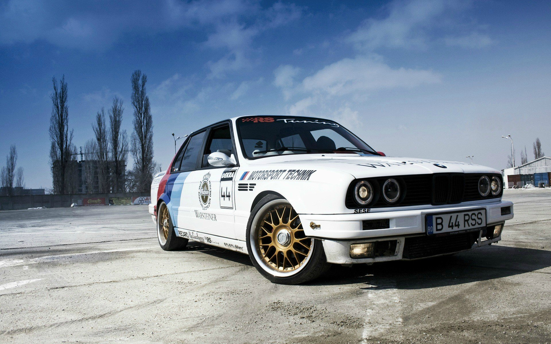 Classic Bmw Rally Car Wallpaper 1920x1200 610992
