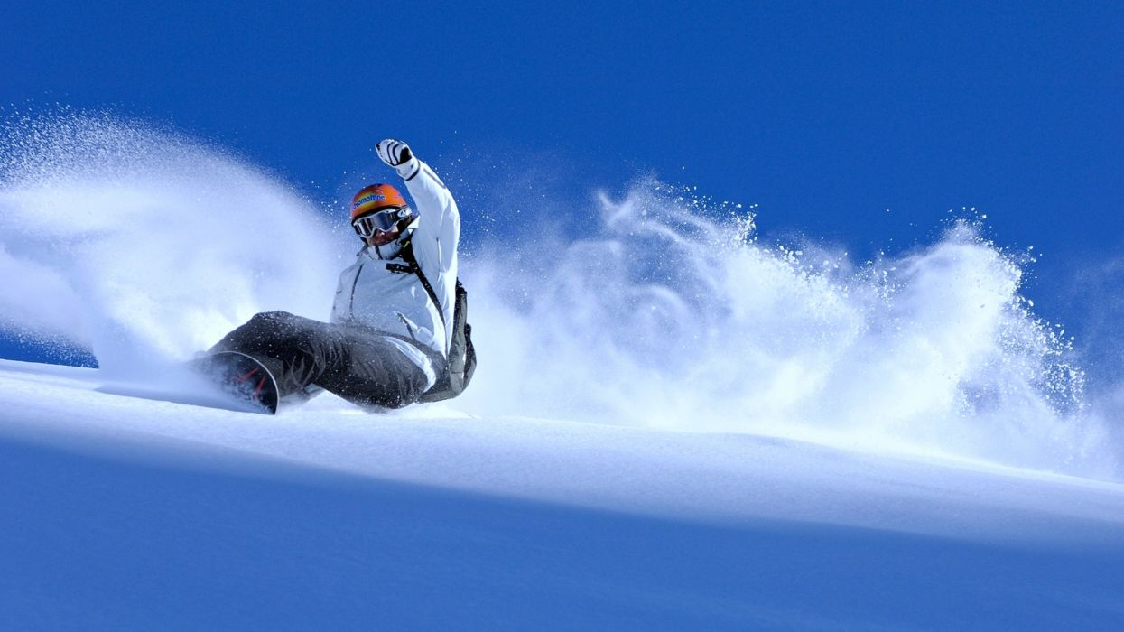 extreme snow winter sports snowboarding wallpaper
