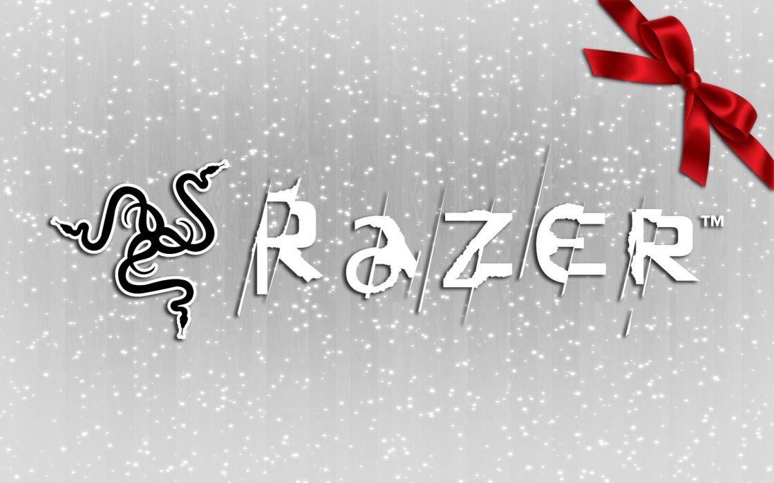 Razer Winter Version - 1920x1200 wallpaper